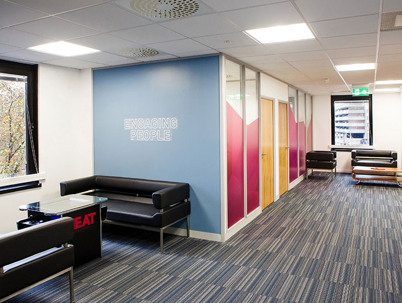 Office fit out in Bristol