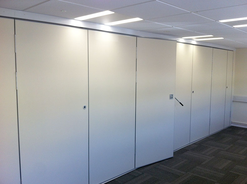 Folding Partitions Bristol