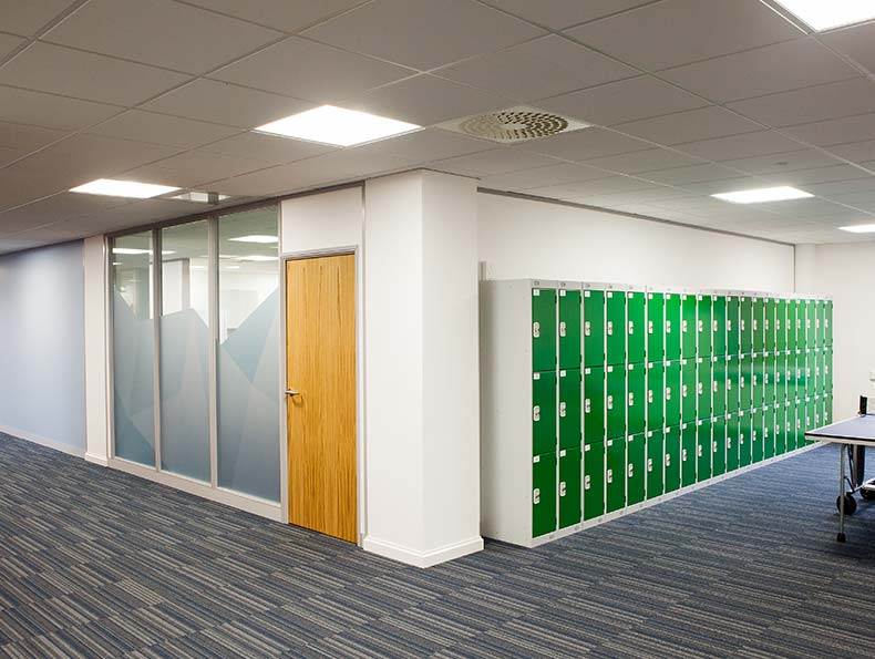 Office Partitions Bristol and South West UK