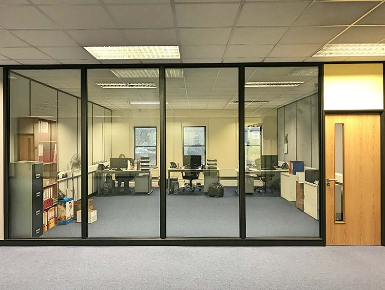 Office Partitions Bristol - Avent Interiors Ltd