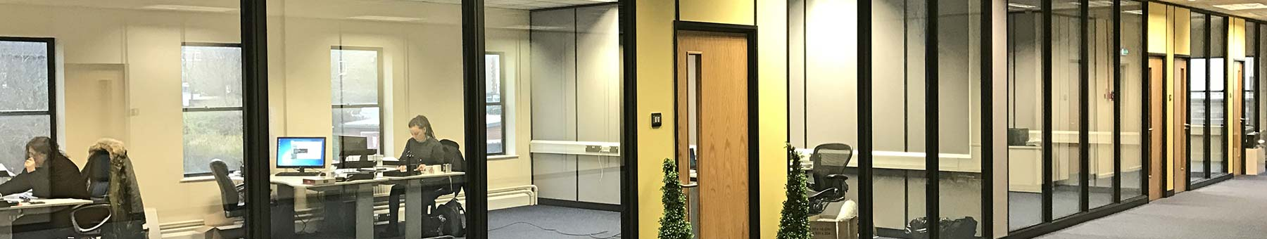 Office Partitions Bristol & South West