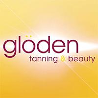 Gloden Tanning Logo