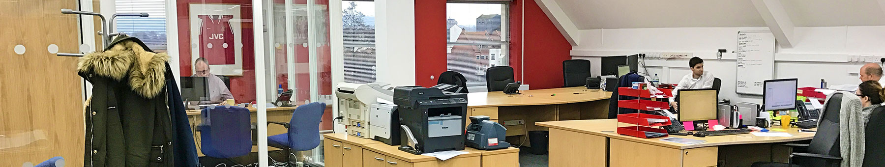 Office Refurbishment in Bristol for Options Resourcing