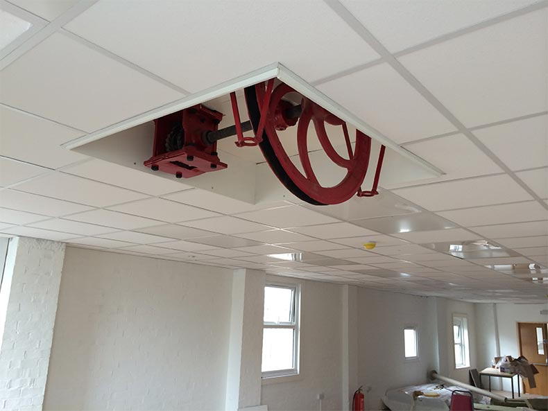 Suspended Ceiling In Gloucester For Roots Coffee Case Study