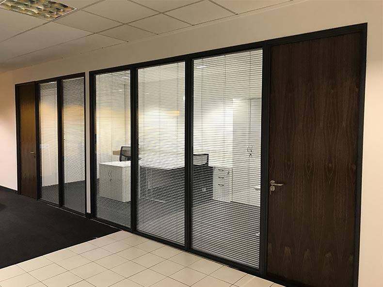 SJ Cook & Sons office doors