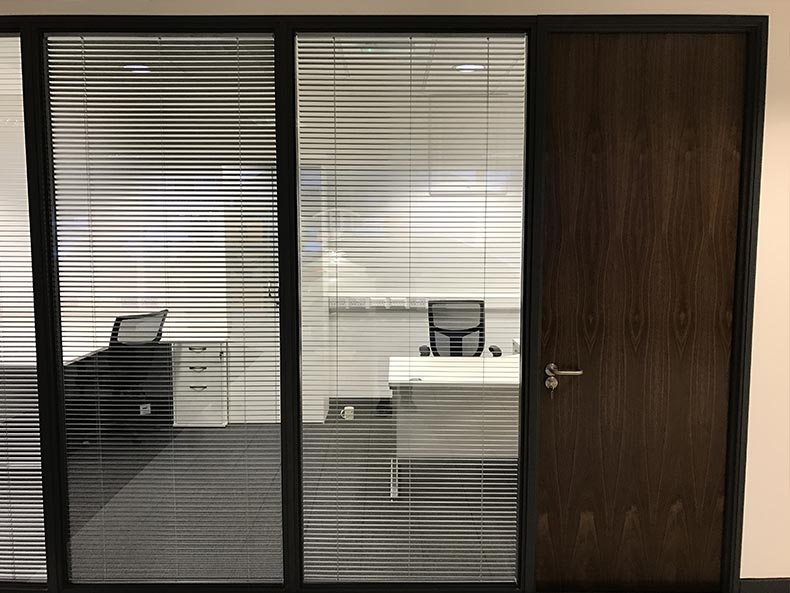 SJ Cook & Sons private office area