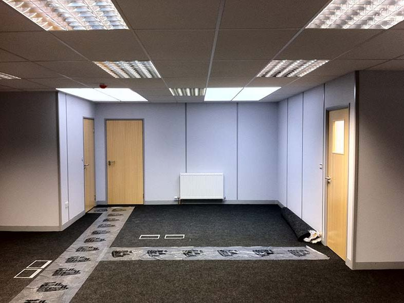 Office Refurbishment in Cheltenham for Smart Computers