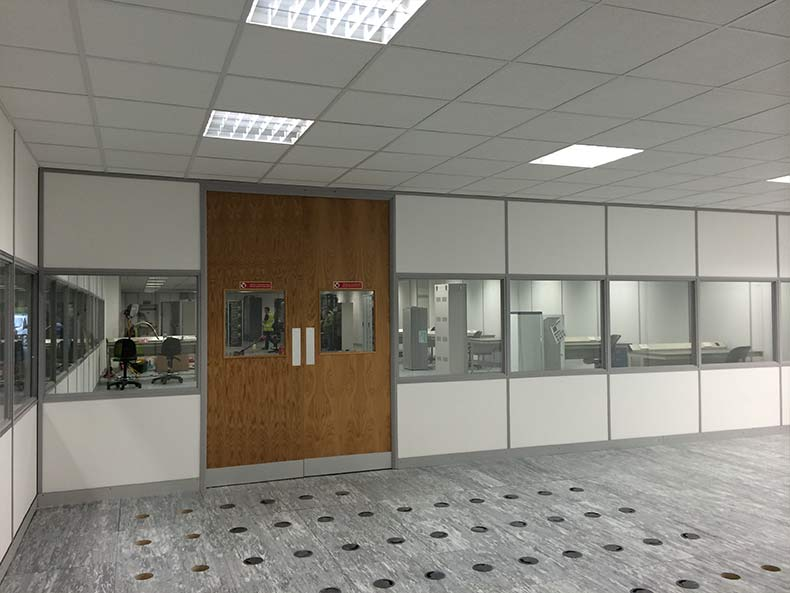 Office Fit Out in Chepstow for TXO Systems