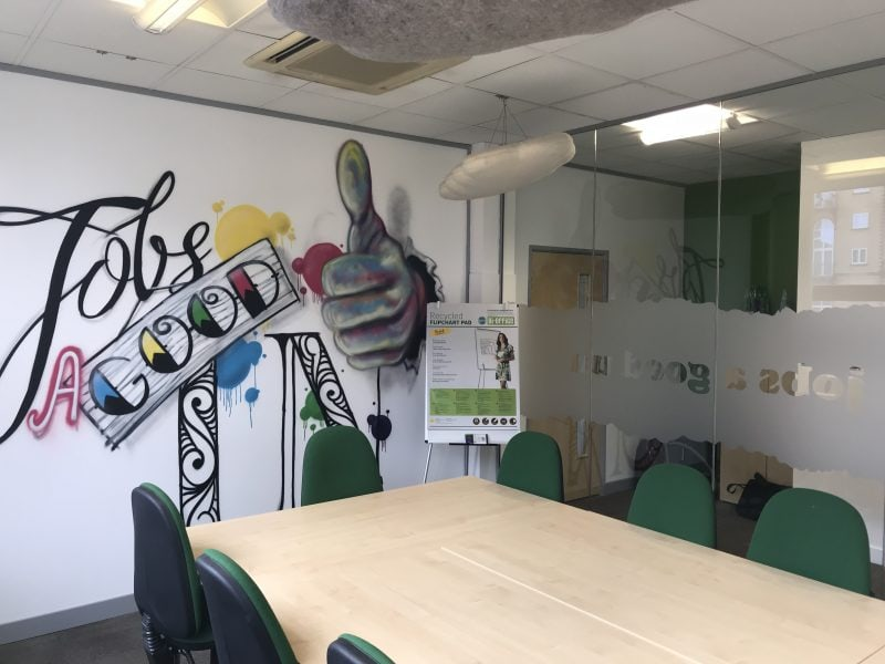 Meeting Room Refurb in Bristol for The Waterfront