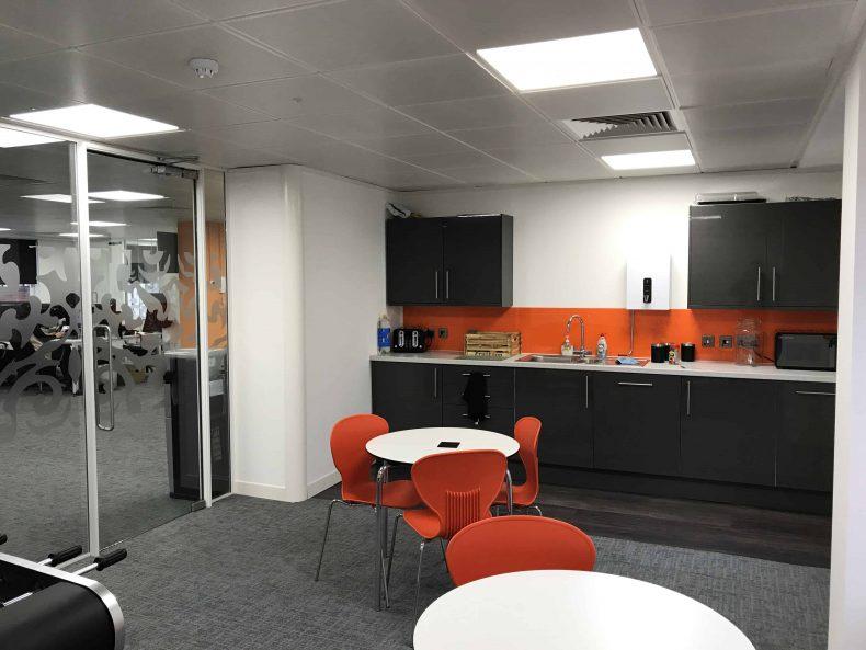 Office Kitchen Bristol for Kingston Barnes