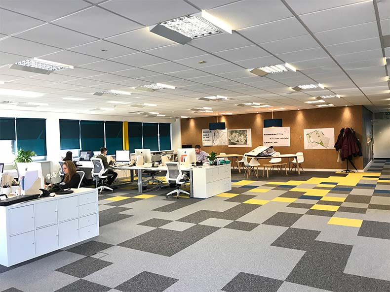 Delightful Office Refurbishment Bristol And South West UK