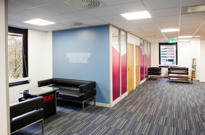 Office Fit Out in Bristol For City Centre Based Business