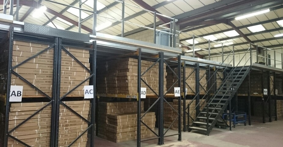 Storage Mezzanine Floors