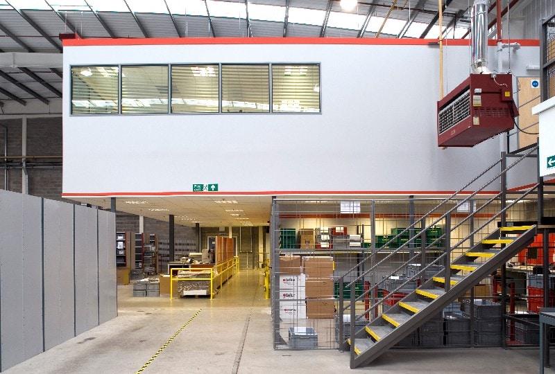 Mezzanine Floors Bristol