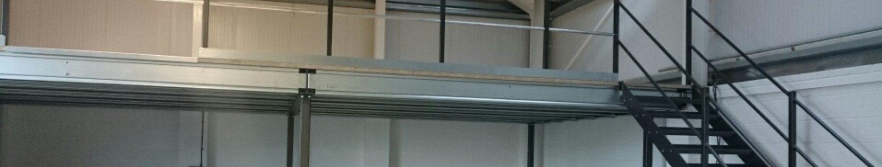 Mezzanine Floors Bristol Banner