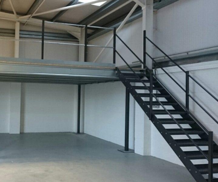 Mezzanine Floors Bristol Mobile