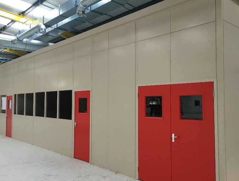 Steel Partitioning Bristol
