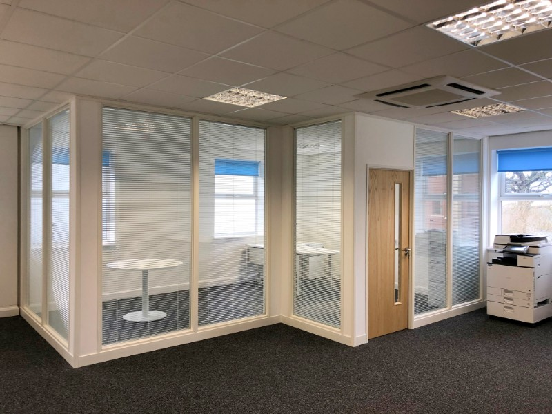 Office Partitioning in Gloucester for POS Mobile
