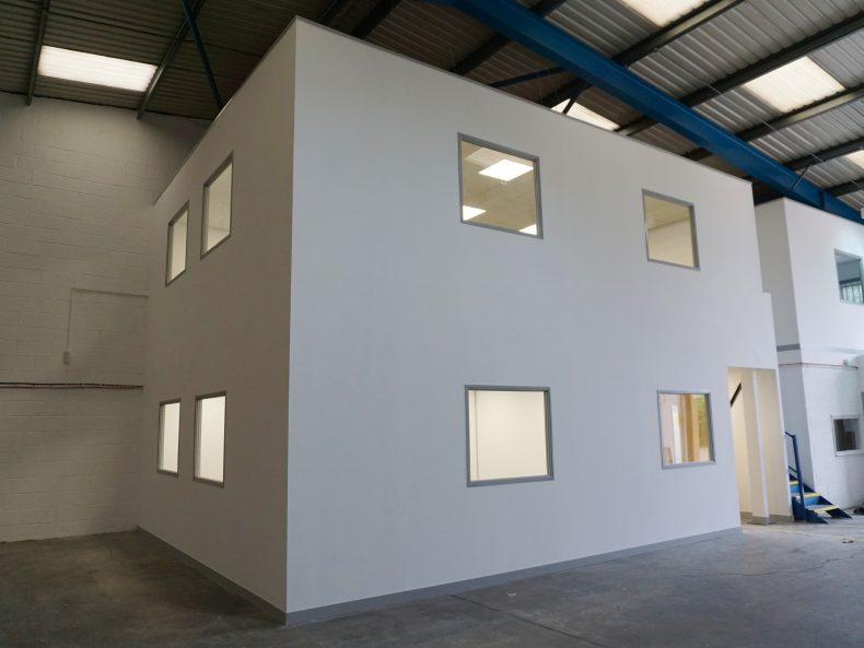 Transform Warehouse Space for Ancora Recruitment