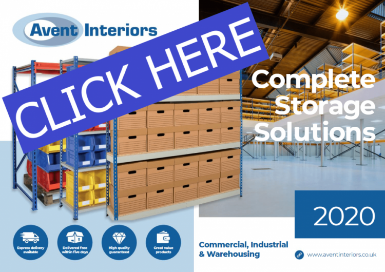 Industrial Shelving And Racking Catalogue